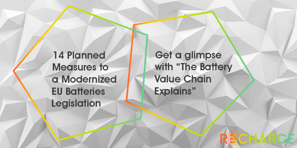 New Batteries Regulation: Industry position to modernising EU rules for batteries